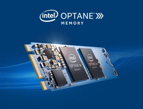 Intel Optane Memory – Differentiate Your Desktop
