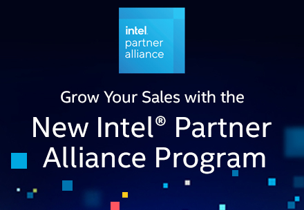 Intel Partner Alliance. Click to learn more about the Intel Partner Alliance Program.