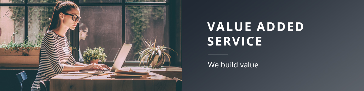 Value-added Services Banner