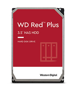 WD Red Plus Drive