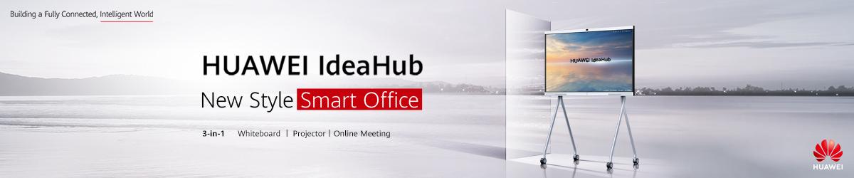 Huawei Ideapad Banner