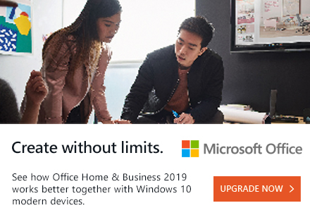 Create without limits with the New Office