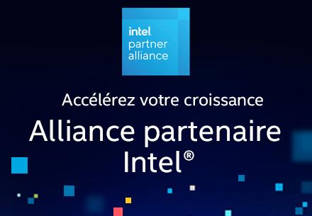 Alliance partenaire Intel