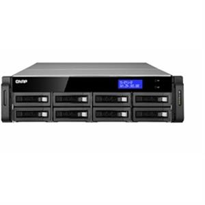 QNAP Systems Network Storage Ts-879U-Rp-Us Nas 2U 8Bay Core I3-2120 2Gb 8X3.5Inch Sata 6Gb/S Retail at Sears.com