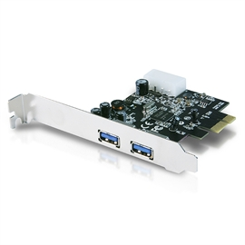 Vantec 1-Port Parallel PCIe Host Card