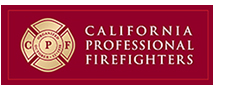 California Professional Firefigters Logo