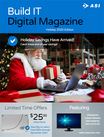 BuildIT Digital Magazine Holiday 2020