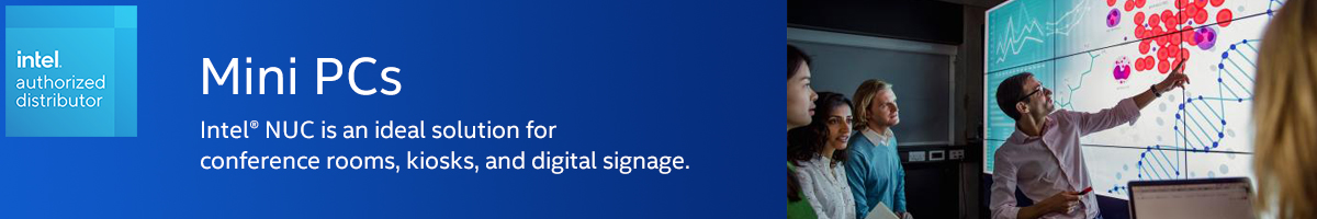 Mini PCs Digital Signage