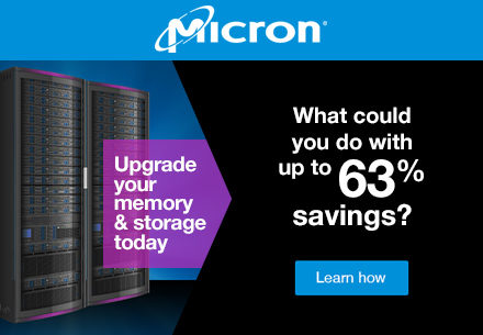 Maximize Your IT Budget with Micron
