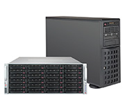 Supermicro 4U Chassis Tower