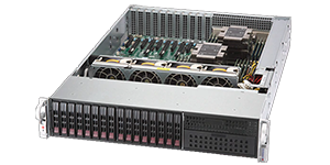 Supermicro Max IO System Image