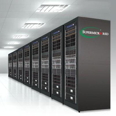 Supermicro Server Room Image