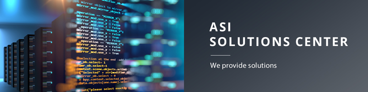 ASI Solutions Center