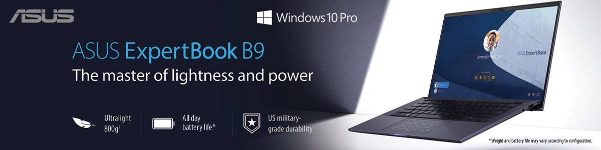 ASUS B9450 Main Banner
